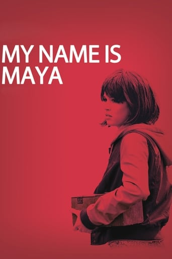 Poster of My Name Is Maya fragman
