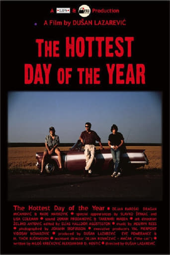 Poster of The Hottest Day of the Year