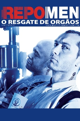 Repo Men: O Resgate de Órgãos Torrent (2010) Dual Áudio 5.1 / Dublado BluRay 1080p FULL HD – Download