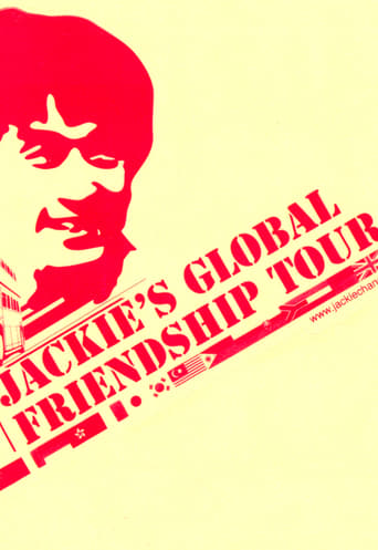 Poster of Jackie Chan's Global Friendship Tour