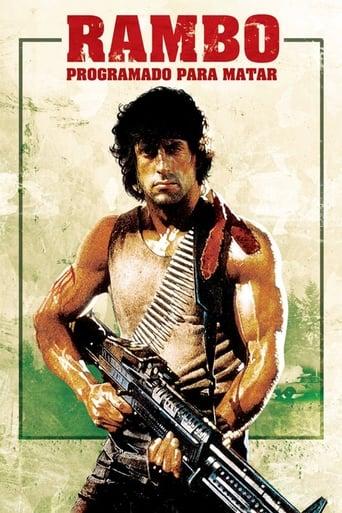Rambo - Programado Para Matar - Poster