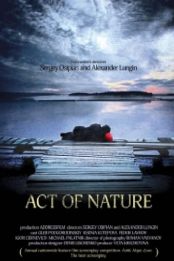 Poster of Act of Nature