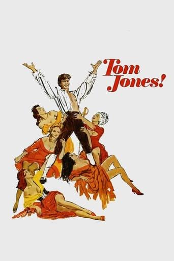 Tom Jones (1963) - poster