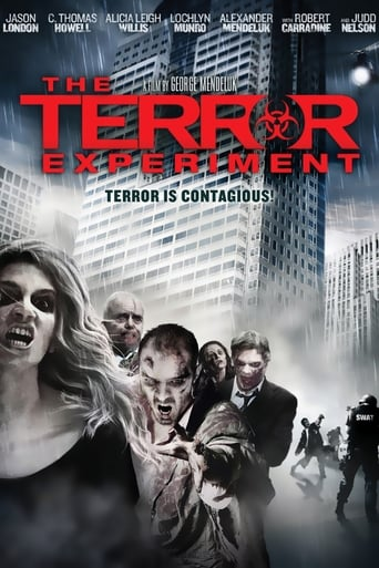 Poster of The Terror Experiment