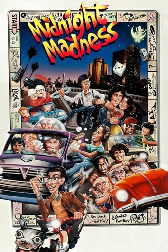Poster of Midnight Madness