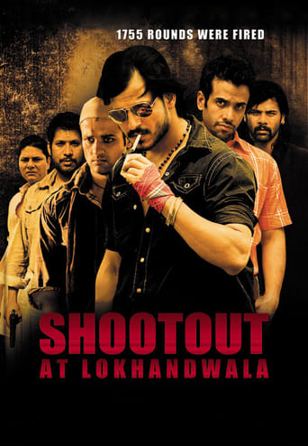 Poster of Shootout at Lokhandwala