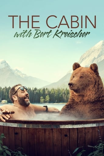 The Cabin with Bert Kreischer Poster
