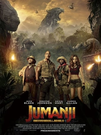 Jumanji: Bienvenidos a la jungla Jumanji: Welcome to the Jungle