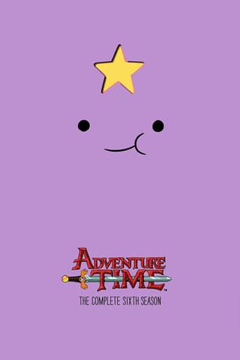 Hora de Aventura 6ª Temporada - Poster