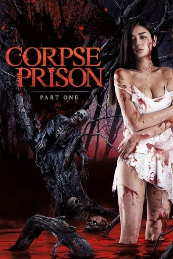 Poster of Corpse Prison: Part 1