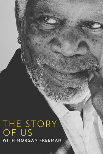 Poster of The Story of Us with Morgan Freeman