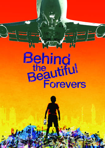 Poster of National Theatre Live: Behind the Beautiful Forevers