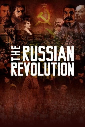 Poster of The Russian Revolution