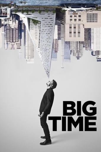 Poster of Big Time: Historien om Bjarke Ingels