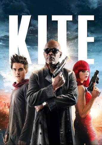 Kite (2014) - poster
