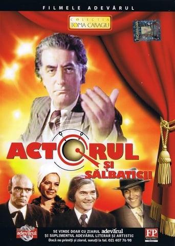 Poster of Actorul și sălbaticii