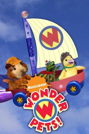 The Wonder Pets Poster