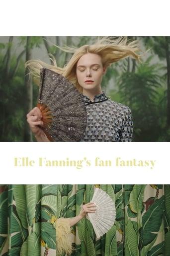Poster of Elle Fanning's Fan Fantasy