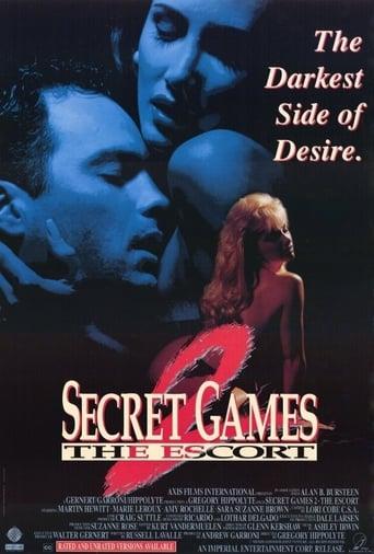 Poster of Secret Games 2: The Escort