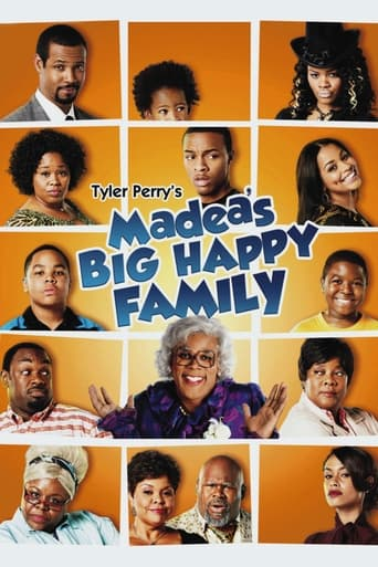 Watch Madea's Big Happy Family Free Movie Online