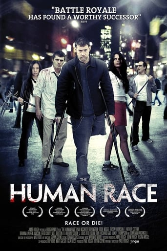 Poster of The Human Race