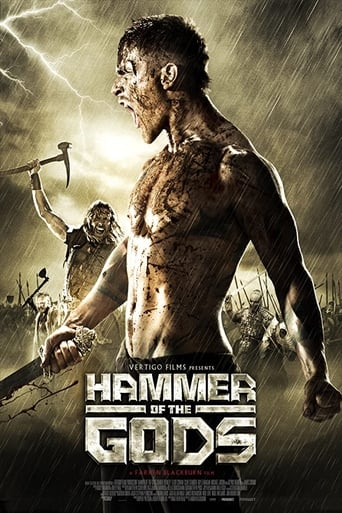 Hammer of the Gods (2013) - poster