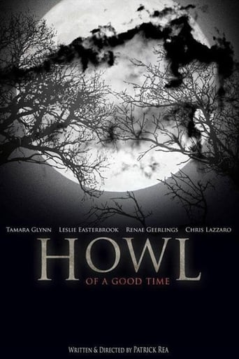 Poster of Howl of a Good Time
