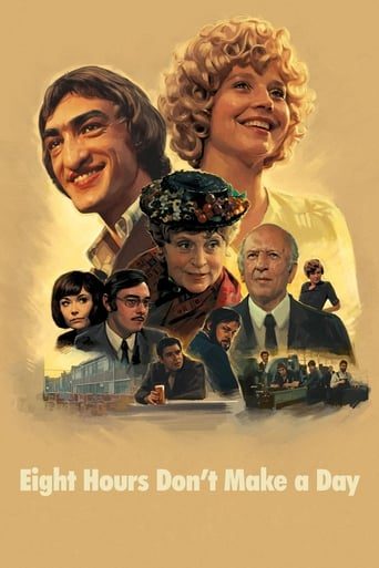 Poster of Eight Hours Don't Make a Day