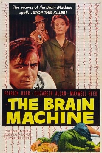 Poster of The Brain Machine