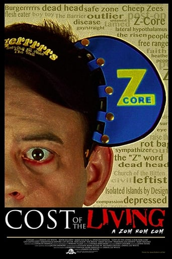 Watch Cost of the Living: A Zom Rom Com Free Online Solarmovies