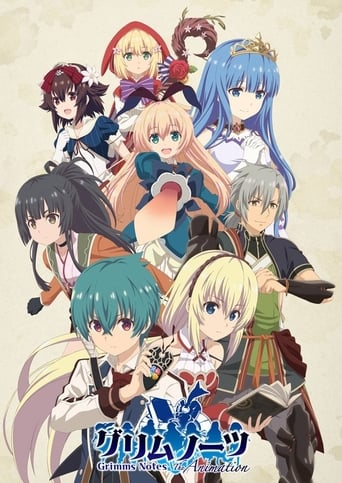 Capitulos de: Grimms Notes The Animation