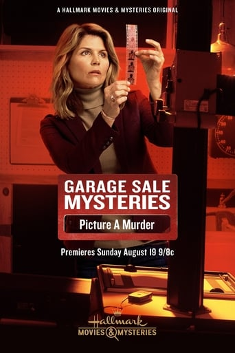 Poster of Garage Sale Mysteries: Picture a Murder