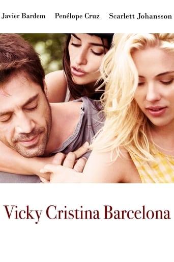 Poster of Vicky Cristina Barcelona