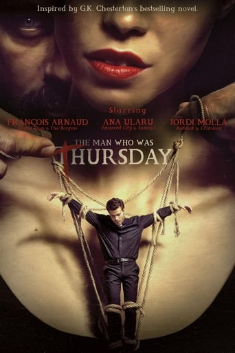The Man Who Was Thursday Poster