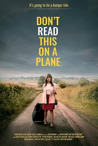 Don't Read This on a Plane Poster