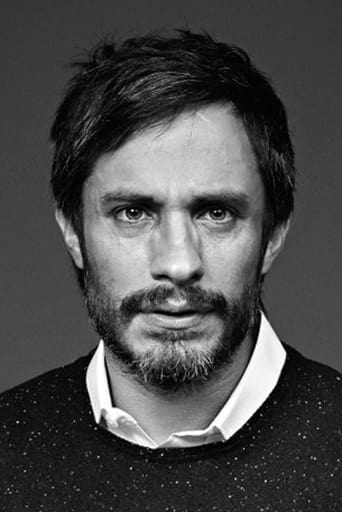 Gael García Bernal Profile photo