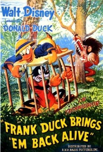 Poster of Frank Duck Brings 'em Back Alive