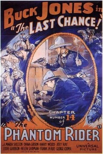 Poster of The Phantom Rider
