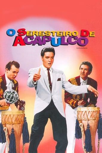 O Seresteiro de Acapulco - Poster