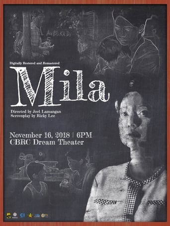 Mila movie poster