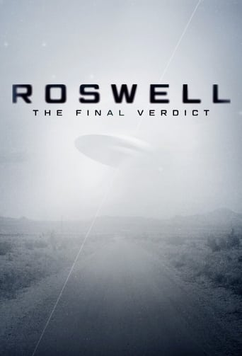 Poster Roswell: The Final Verdict