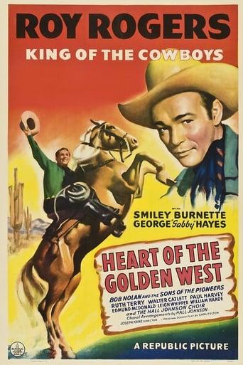 Das Herz des goldenen Westens
