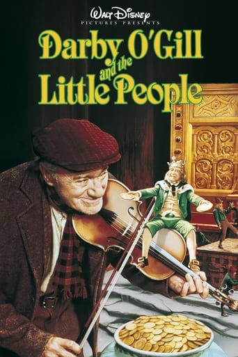 Poster of Darby O'Gill and the Little People