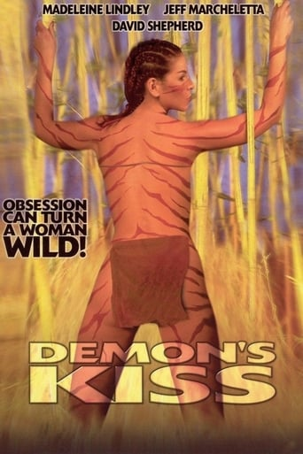 Poster of Demon's Kiss