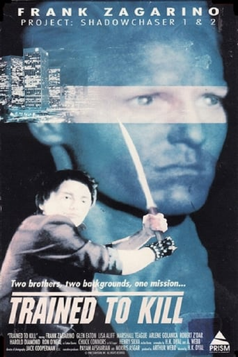 Poster of Trained To Kill
