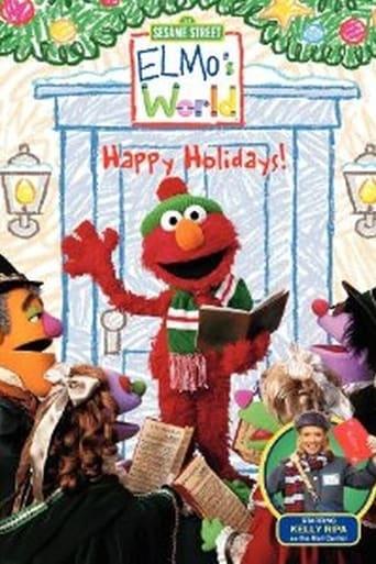 Poster of Sesame Street: Elmo's World: Happy Holidays!