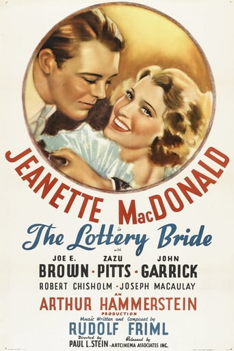 Poster of The Lottery Bride