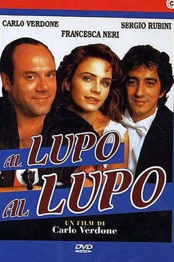 Poster of Al lupo, al lupo