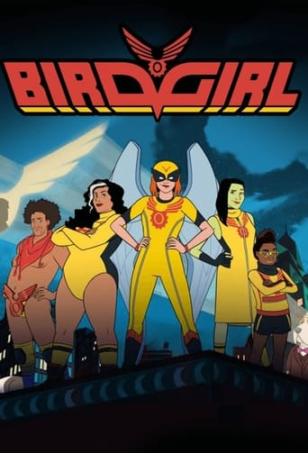 Birdgirl 1ª Temporada Torrent (2021) Dual Áudio / Legendado WEB-DL 720p | 1080p – Download
