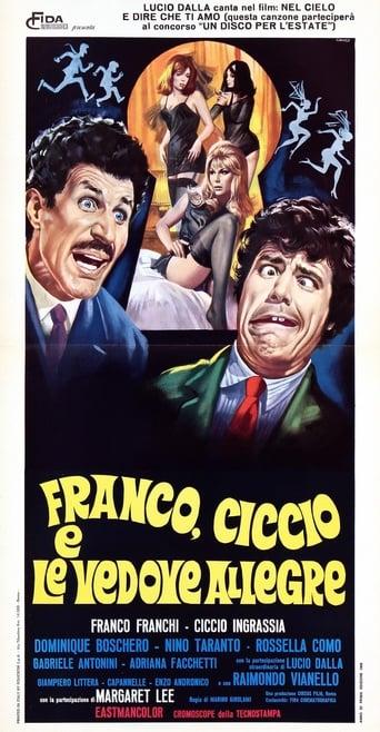 Watch Franco, Ciccio and the Cheerful Widows Online Free Putlocker